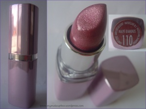 MAYBELLINE N.Y. Watershine diamonds n.110 Mauve diamonds