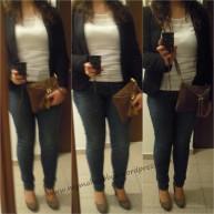 MyMakeupBox outfit + borsa Dudlin